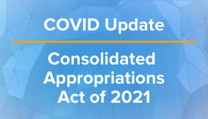 294 x 168 Consolidated Appropriations Act of 2021