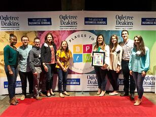 BBD Awarded Best Place To Work