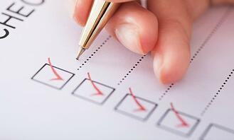 Conflict of Interest Checklist