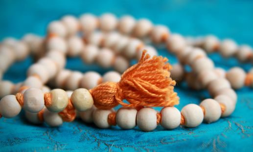 religious prayer beads